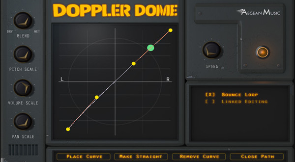 doppler free vst plugin