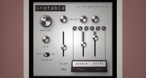 Free VST Effect - Unstable